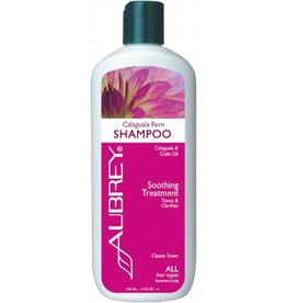 Aubrey Organics Calaguala Fern Shampoo