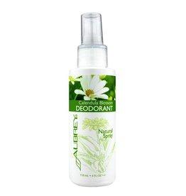 Aubrey Organics Calendula Blossom Natural Deodorant Spray