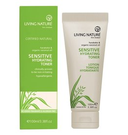 Living Nature Tonifiant Sensible hydratant