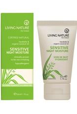 Living Nature Living Nature Sensitive Night Moisture
