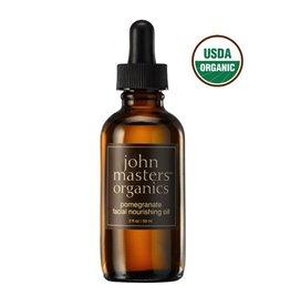 John Masters Organics Pomegranate Huile Visage Nourrissante