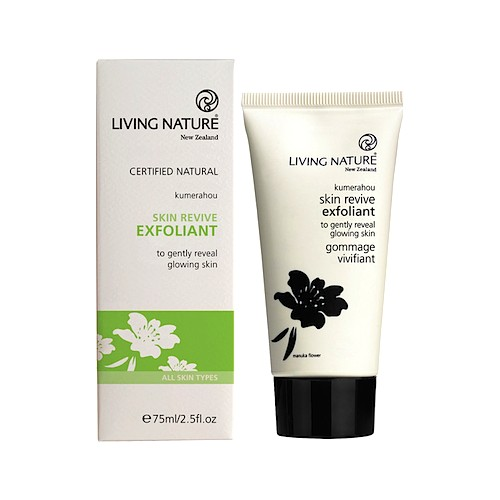 Living Nature Living Nature Skin Revive Exfoliant