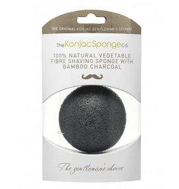 Konjac Sponge Premium Herren Sponge Bambuskohle
