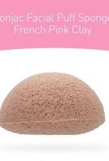Konjac Sponge Konjac Sponge Premium Gesichts Puff Französisch Rosa Ton