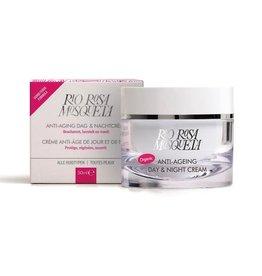 Rio Rosa Mosqueta Anti-Aging Crème Jour et Nuit