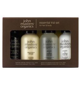 John Masters Organics Essentials Trial Kit