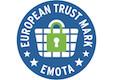 Emota European Webshop Keurmerk!