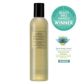 John Masters Organics Blood Orange et Vanilla Body Wash