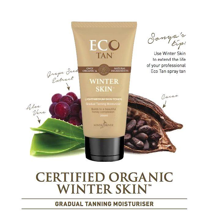 eco by sonya Eco Tan Winter Skin