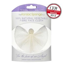 Konjac Sponge Angel Face Cloth