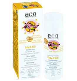 Eco Cosmetics Baby & Kids crème solaire SPF50+