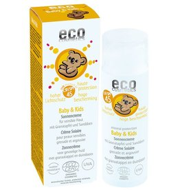 Eco Cosmetics Baby & Kids sunscreen cream SPF45