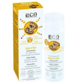 Eco Cosmetics Baby & Kinder Sonnenschutz Creme SPF45