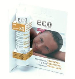 Eco Cosmetics Baume à lèvres SPF30