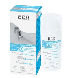 Eco Cosmetics Sun Lotion SPF20 fragrance free