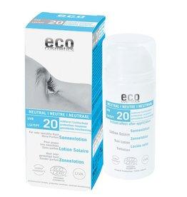 Eco Cosmetics Sun Lotion SPF20 sans parfum