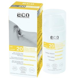 Eco Cosmetics Zonnelotion SPF20