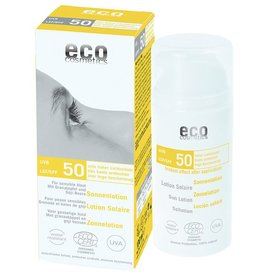 Eco Cosmetics Sun Lotion LSF 50