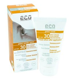 Eco Cosmetics Sunscreen SPF30 Tinted