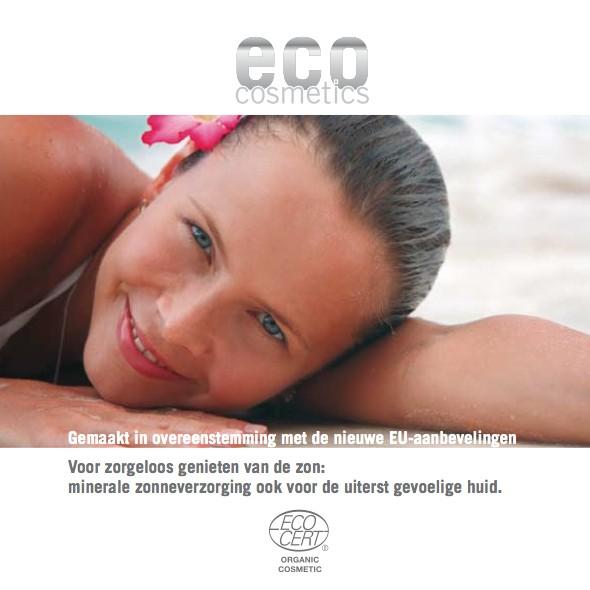 Eco Cosmetics Eco Cosmetics Sun Lotion Fragrance Free SPF20