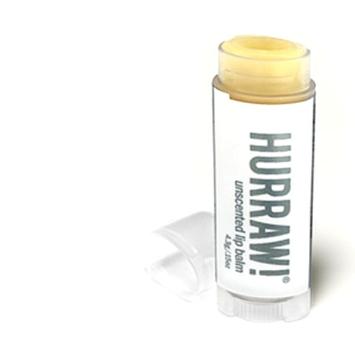 HURRAW! Hurraw Unscented Lip Balm