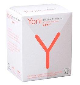 Yoni Serviettes Hygiéniques Moyennes