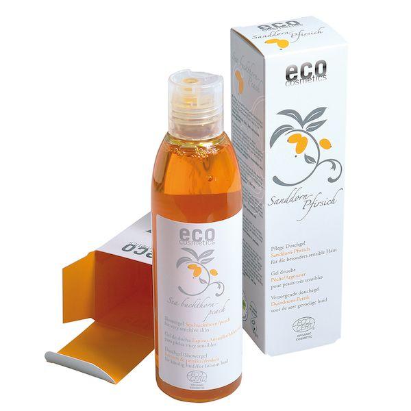 Eco Cosmetics Eco Cosmetics Pflege Duschgel Sanddorn Pfirsich