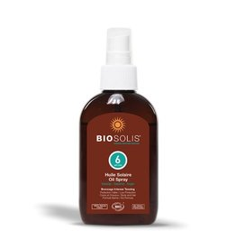 BioSolis Sun Oil Spray SPF6