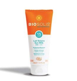 BioSolis Sonnenmilch SPF 15 Gesicht und Korper