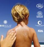 BioSolis Biosolis Sonnenmilch LSF 50 + Kinder Gesicht und Körper