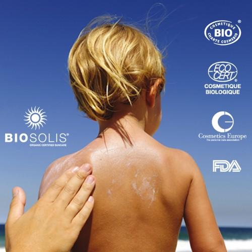 BioSolis Biosolis Sun Milk SPF50 + Kids Face & Body