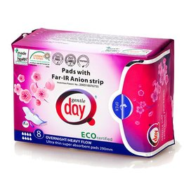 Gentle Day Sanitary napkins Night