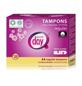 Gentle Day tampons Regular