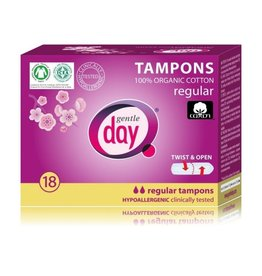 Gentle Day tampons réguliers