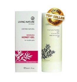 Living Nature Manuka Honey Gel, grande