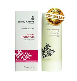 Living Nature Manuka Honey Gel, groot