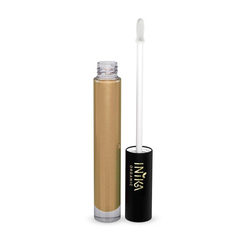 INIKA Makeup Inika Certified Organic Lip Glaze Mokka