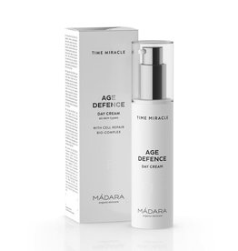 MÁDARA Time Miracle Age Defence Tages Creme