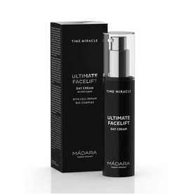 MÁDARA Time Miracle Day Cream ultimative Facelift