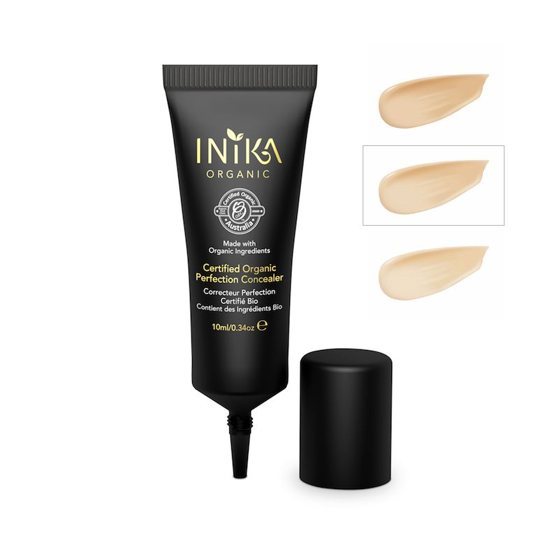 INIKA Makeup Inika Certified Organic Perfection Concealer Licht