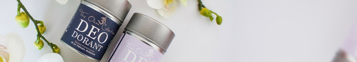 The Ohm Collection Deodorant