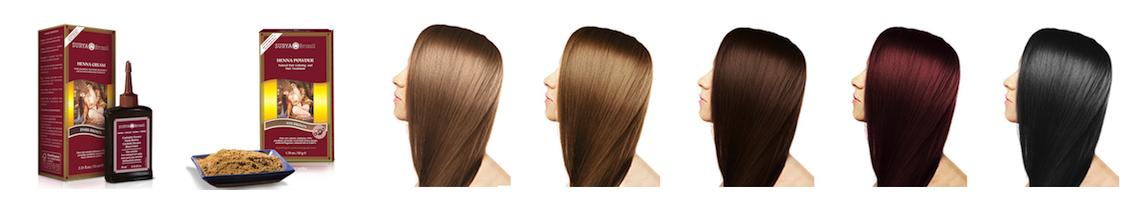 Surya Brasil Natürliche Henna Haarfärben