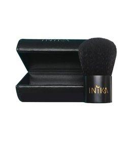 INIKA Makeup Vegan Pro Kabuki Brosse avec étui Voyage