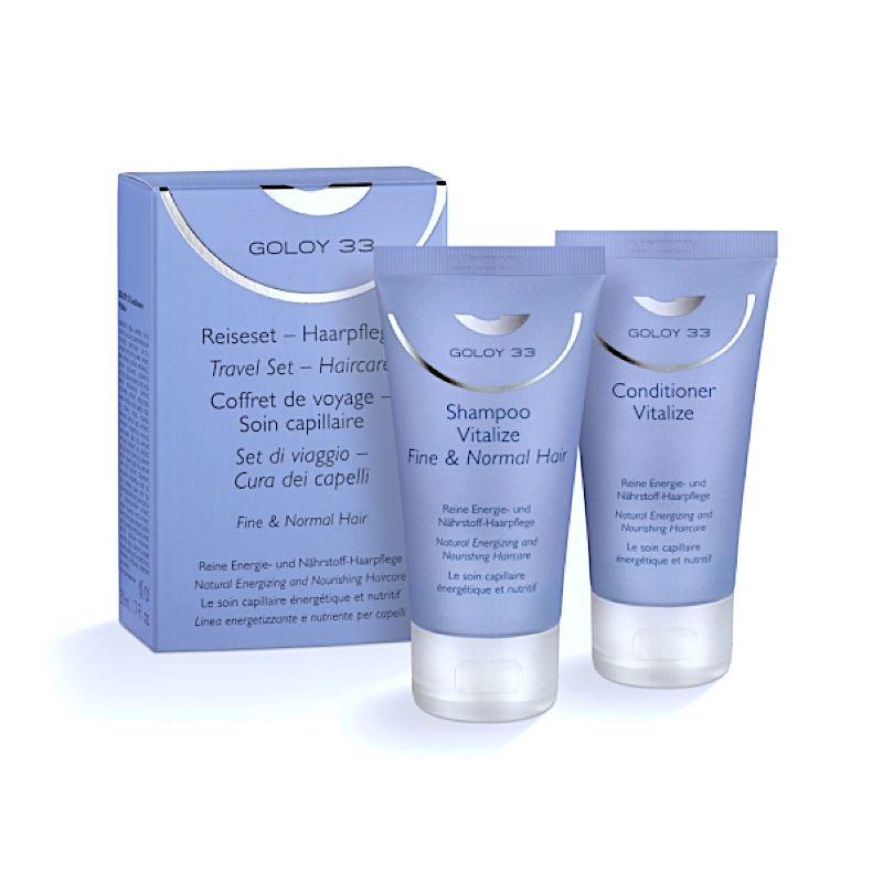 GOLOY 33 GOLOY 33 Reisen und Probierset Shampoo und Conditioner Fein & normales Haar