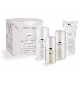 GOLOY 33 Reis- en Probeerset Face & Body