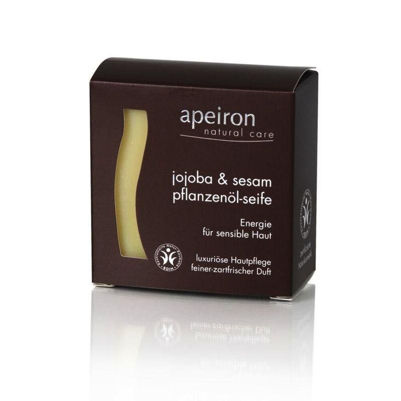 Apeiron Apeiron Jojoba & Sesam-Soap