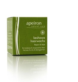 Apeiron Keshawa hair wax