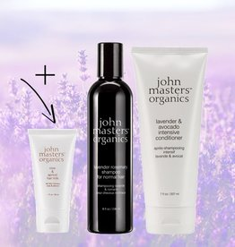John Masters Organics Lavender Holiday Collection