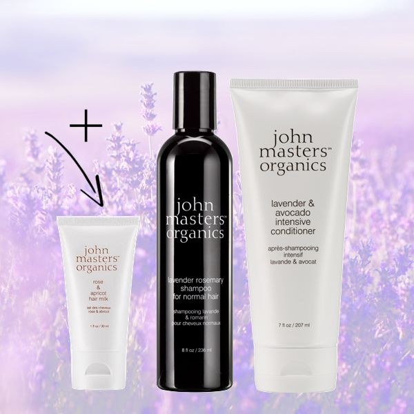 John Masters 1 Lavender Holiday Collection
