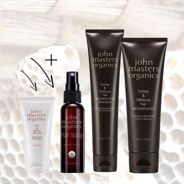 John Masters John Masters Honey & Hibiscus Holiday Collection